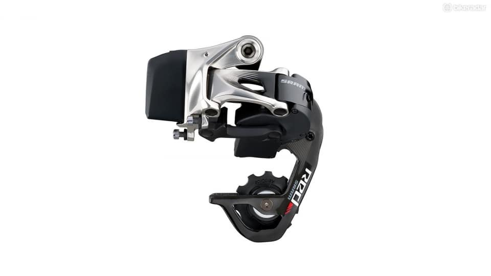 This year's most wanted road group: sram red etap: