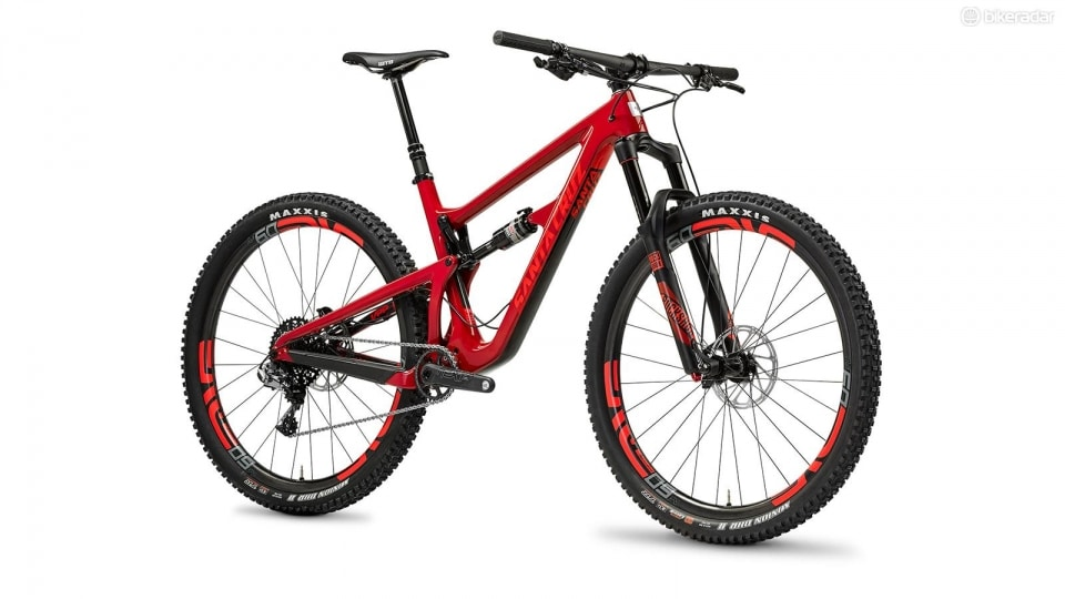 This year's most wanted trail bike: the santa cruz hightower: