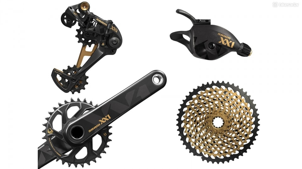 This year's most wanted mountain bike drivetrain: sram eagle xx1: this year's most wanted mountain bike drivetrain: sram eagle xx1