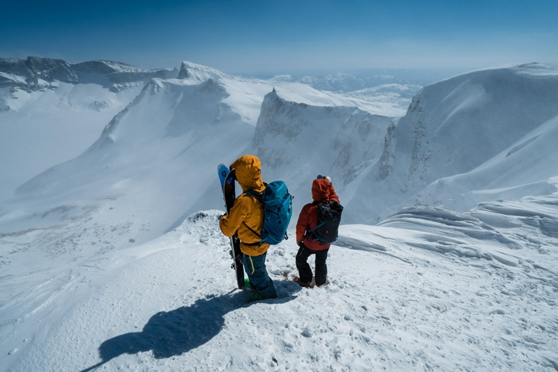 A Skiers Journey China