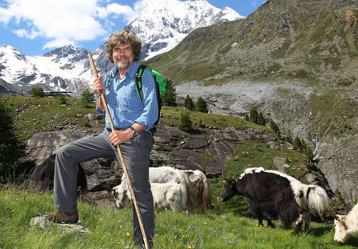 Messner ou bien The Blade?