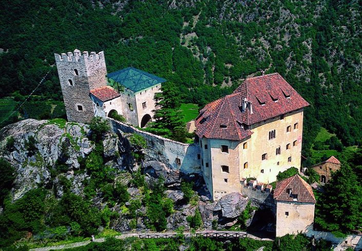 Musée Messner à Juval