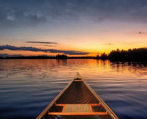 Canoe trip au Minnesota