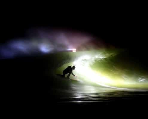 BlackSwan Surf de nuit