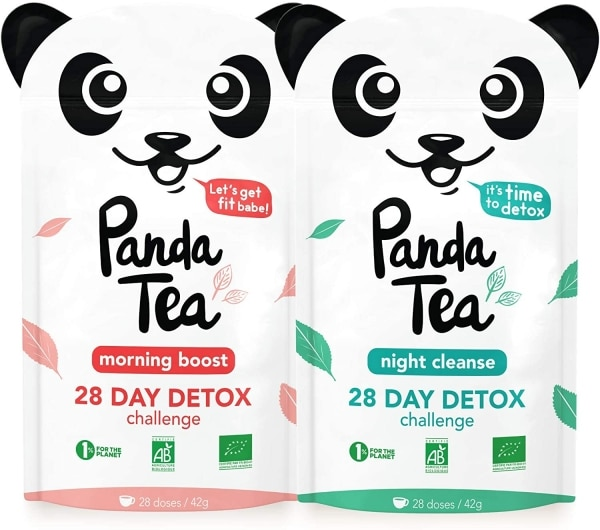 Kit Detox Panda Tea